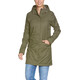 Tatonka Guada Coat Women bark green
